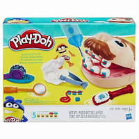 Набор теста Play-Doh / Плей до Зубастик. Стоматолог (оригинал)