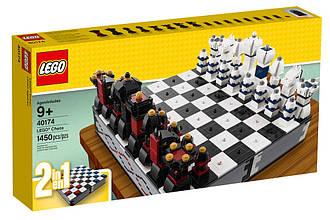Lego Iconic Шахматы 40174