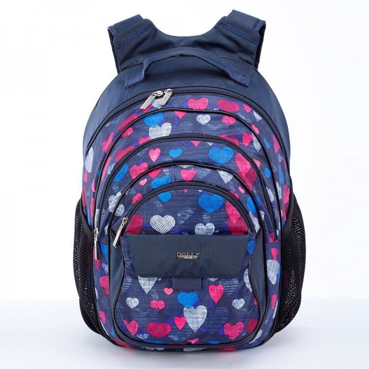 f0806432df95 Рюкзак школьный Dolly 2017 размер 40х30х20 - https://sumkioptomkh.com.ua