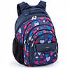 Рюкзак школьный Dolly 2017 размер 40х30х20, фото 7