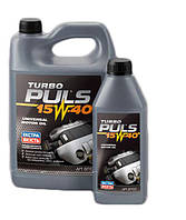 TURBO PULS 15w40 моторное масло  0,9л SF/CD