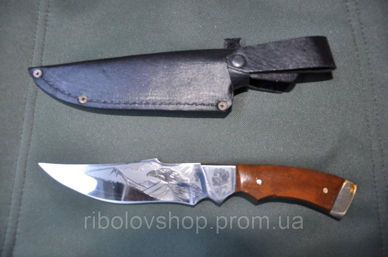 Нож Беркут лучшая идея мужского подарка, охотничьи ножи