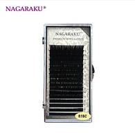 Nagaraku Mix Ресницы, 16 линий