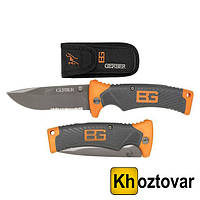 Складной туристический нож Bear Grylls Ultimate Knife by Gerber