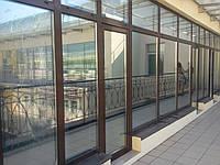 Тонировка стекла,тонирование стекла Киев