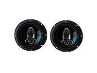 #127967 - Автомобильная акустика CALCELL CB-654 4-х полосная, коаксиальная, 16,5 см, круглая, 60 Вт