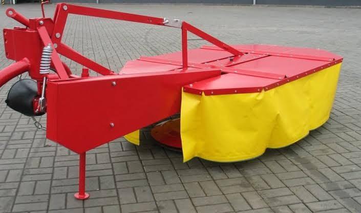 Чехол (брезент) для роторных косилок Wirax, фото 2
