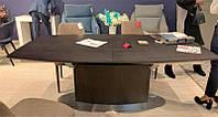 Современный обеденный столWoodstock(Вудсток), столешница шпонированный МДФ,цвет венге, длина 3,0 метра