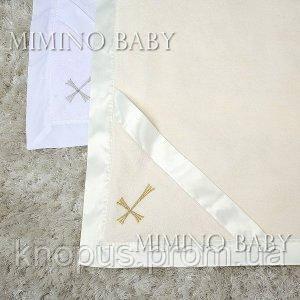 Полотенце для крещения Изящность, MIMINO BABY