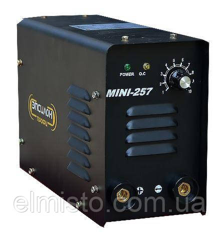 Сварочный инвертор Эпсилон-Профи mini-257
