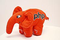 PHP слон (красный)