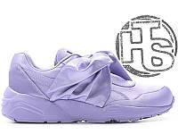 Женские кроссовки Puma Bow Fenty by Rihanna Purple 3650 54 03