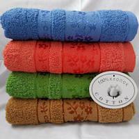 ЛИЦЕВОЕ махровое полотенце. Махровые полотенца фото 94-2, фото 1