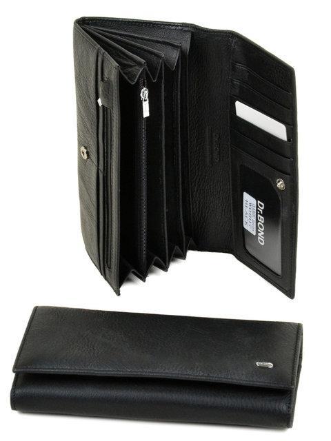 Женский кожаный кошелек Classik от dr.Bond W0807