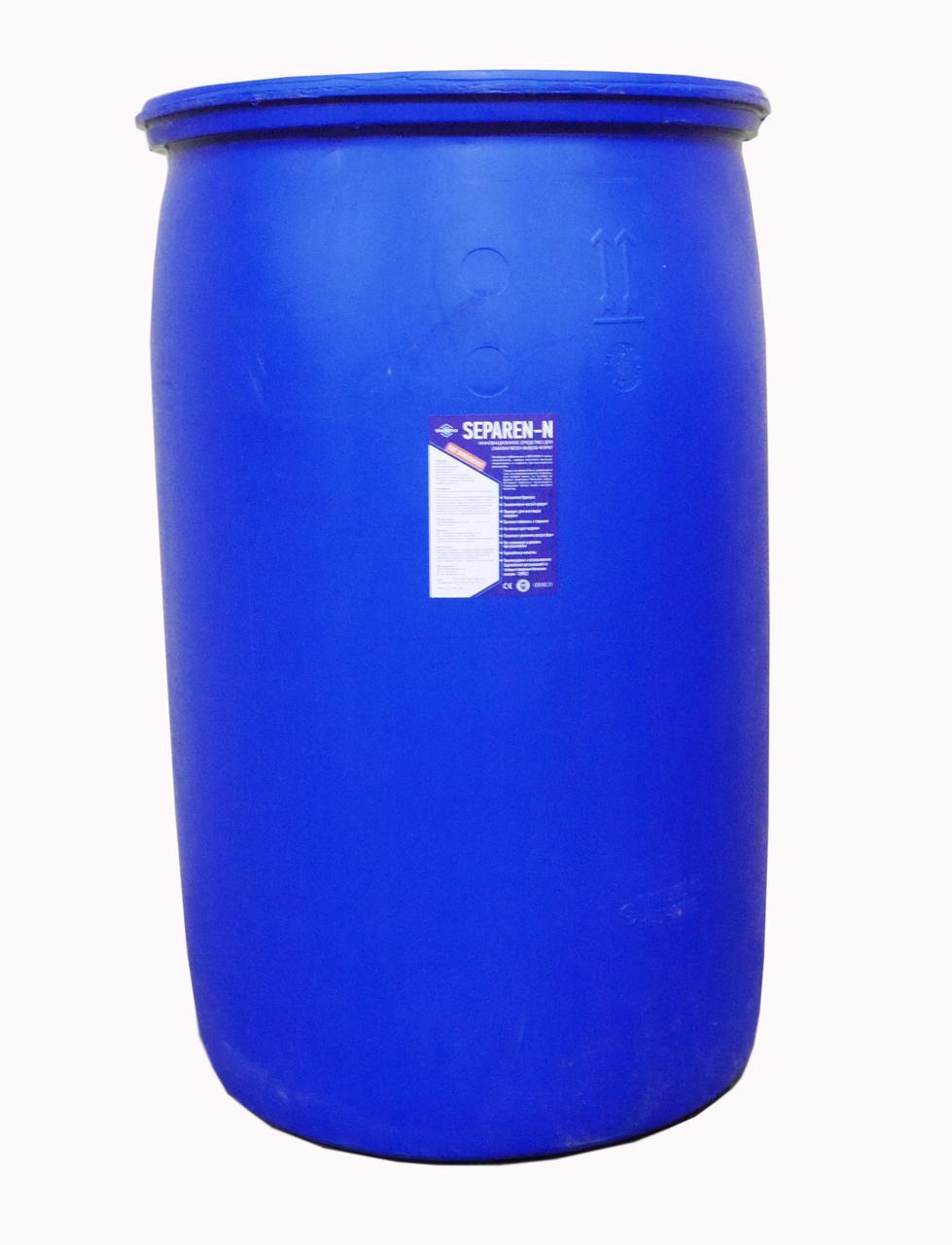 Сепарен - смазка для опалубки, 200 литров