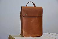 """Кожаный рюкзак """"Ральф"""""""
