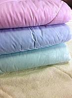 Детское двустороннее одеяло Нежность