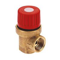 Предохранительный клапан 1/2  2.5 bar  ICMA Арт.241