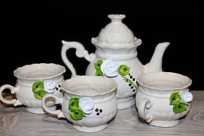 Чайный сервиз из керамика