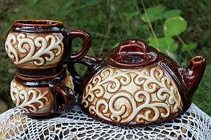 Чайный набор восточного типа