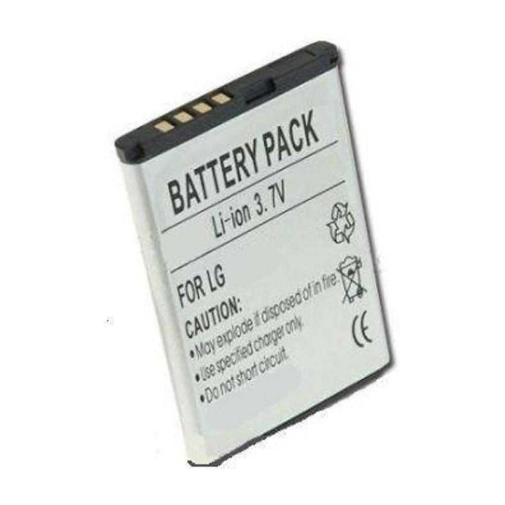 Аккумулятор PowerPlant LG Shine (KG270)