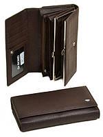 Женский кожаный кошелек Classik от dr.Bond опт розница W46 Кожаные женские кошельки купить недорого Одесса
