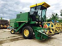 Комбайн зерноуборочный John Deere 955