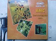 Цепь велосипедная KMC  для трансмиссии 3х6.