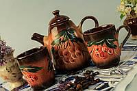 Красивый чайный набор