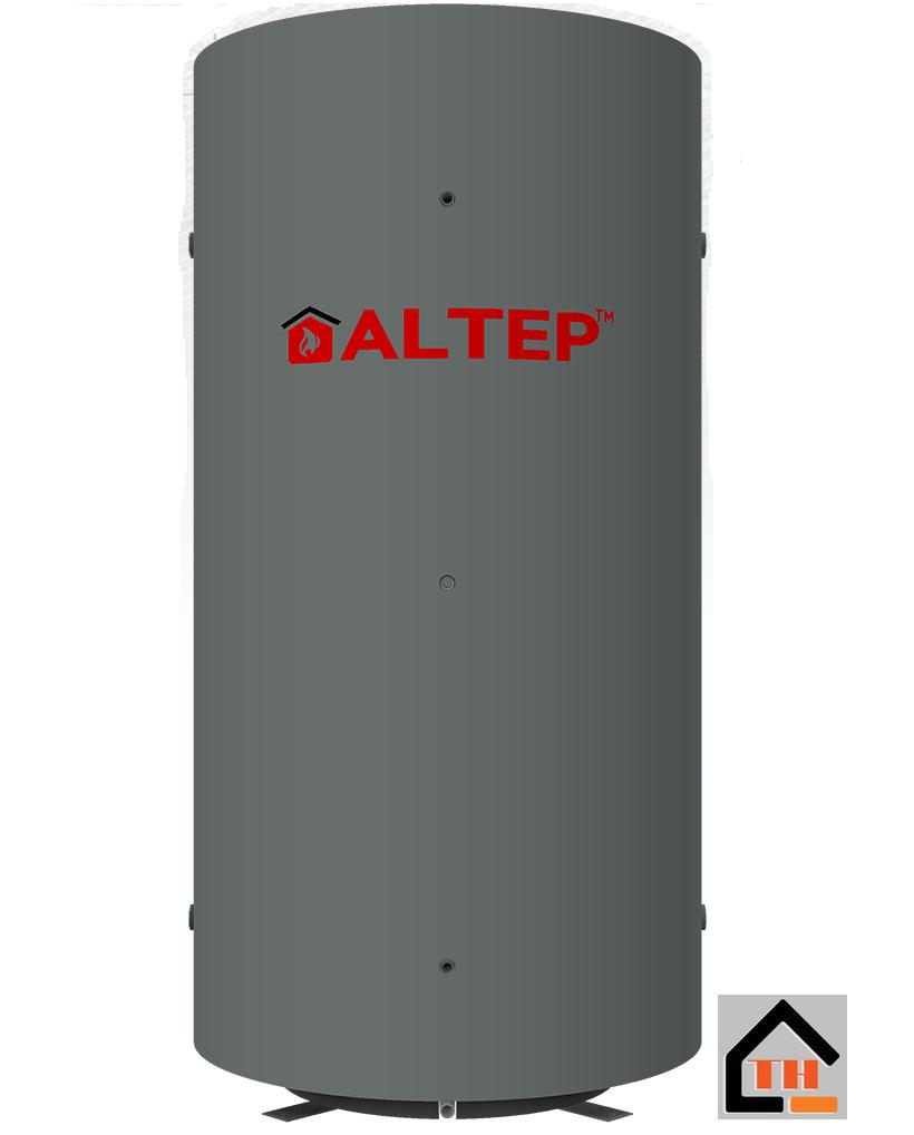 Теплоаккумулятор Альтеп TAU0 на 10000 литров с утеплителем