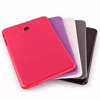 TPU чехол накладка на Samsung Galaxy Tab E 9.6 (5 цветов)