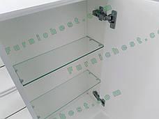 Зеркальный шкаф для ванной комнаты Базис 50-01  правый ПИК, фото 3