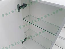 Зеркальный шкаф для ванной комнаты Базис 50-01 левый ПИК, фото 3