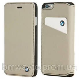 Чехол для смартфона BMW iPhone 6 Plus Bicolor Booktype