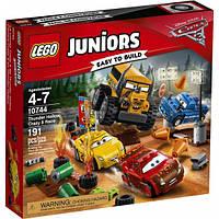 Lego Juniors Гонка «Сумасшедшая восьмёрка» 10744