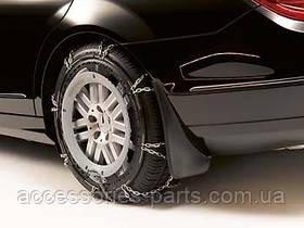 Комплект задних брызговиков Mercedes-Benz C-Class W204 Новый Оригинальный