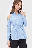 Рубашка LOIZ голубой