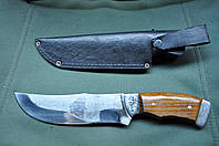 Нож Золотой карась,ножи для охоты и рыбалки