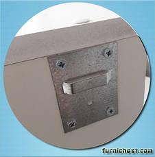 Зеркальный шкаф для ванной комнаты Базис 55-01 правый ПИК, фото 3