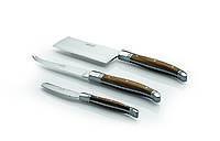 Набор ножей для сыра 3 прибора Olivia Korkmaz A22141