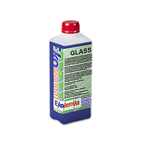 Средство для очистки стекол и зеркал Ekokemika GLASS концентрат 1 л