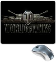 Коврик для мышки №2 World of Tanks!Опт
