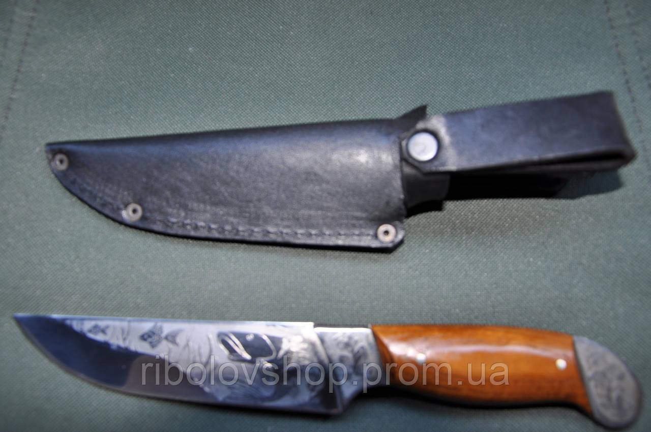 Нож Рыбацкий,ножи украинского прозводства,ножи для леса и рыбалки