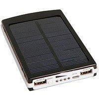 Зарядное устройство Повер Бенк 25000mAh на солнечной батарее
