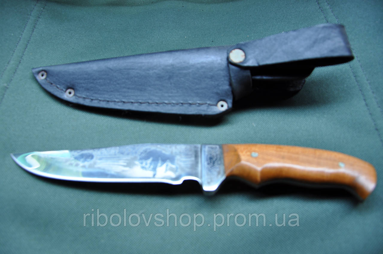 Нож Кабан для охоты,ножи ручной работы,ножи в Украине