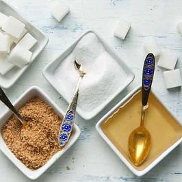 Натуральный сахар и мед