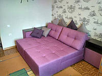 Реальные фото дивана Барселона у клиента.