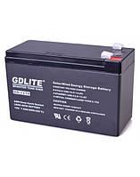 Аккумуляторная батарея GD Lite 12V 7Ah, свинцово-кислотная SLA. Батареи AGM.