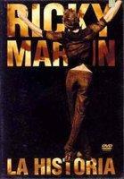 DVD-диск Ricky Martin - La Historia (2002)