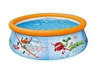 Надувной бассейн Intex 28102 Семейный Easy Set 183 х 51 см, фото 1